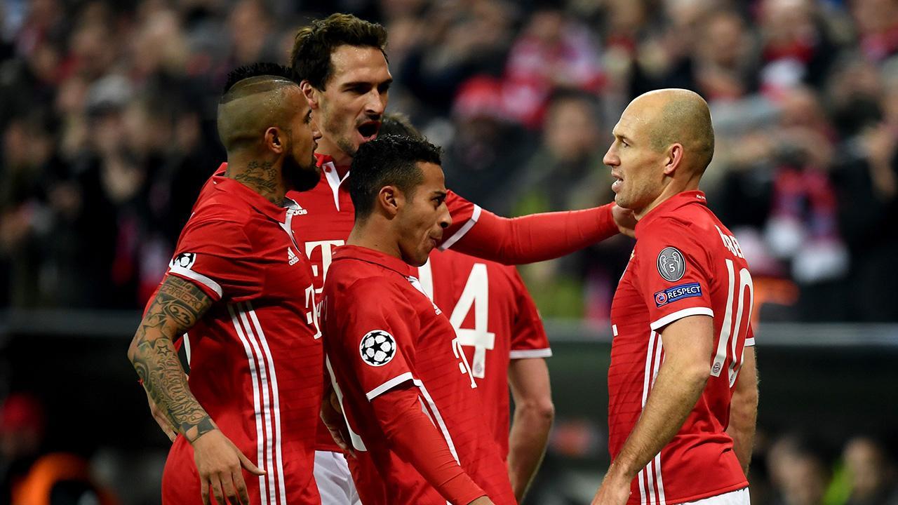 Ставки на матч Бавария – Арсенал, Лига чемпионов 2018