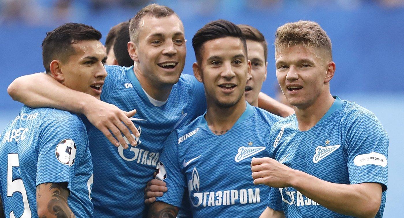 Прогноз на матч Зенит - Славия Прага: три очка достанутся хозяевам поля