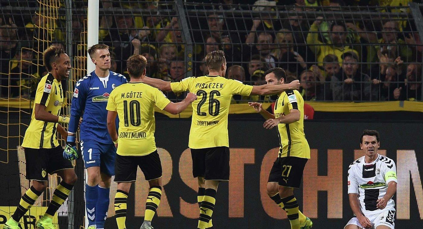 Прогноз на матч наполи боруссия дортмунд